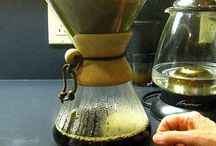 Coffee pots & gear / by Kisha Lockner