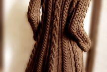 Sweaters, Knits & Chrochet / by Kisha Lockner