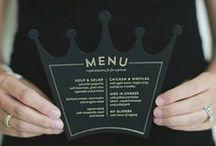 Restaurant / Menu / #menu #design #food #restaurant / by czenkee