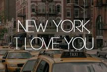 Apple of My Eye! / I'm a Native New Yorker and I never get tired of looking at my city! / by Jeannette Connally