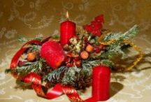 Christmas Decorations / by Kathy Ennis