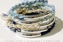 jewelry inspiration & DIY / inspiration & diy  www. inspirationrealisation.com / by Donatella inspiration&realisation
