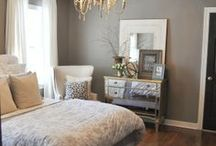 Our Home:  Bedrooms / by Megan Lassalle