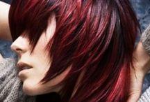 Pretty hair funky hair / by Tiffany Robinette