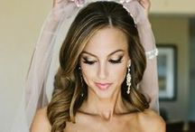 Wedding Hairstyles/Makeup/Nails / by Mercy Morales