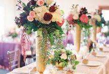 Centerpieces / Wedding / by Mercy Morales