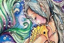 Mermaids / by Robin Abbate