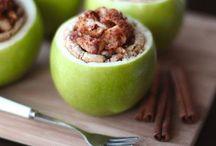 Healthy snacks / by Jennifer Duguay