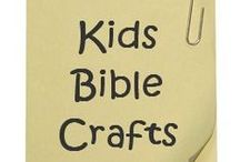 Bible Crafts / by Grandma's House