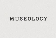 Museu Museologia / Museologia não se restringe à museus; são uma possibilidade. Aqui: também documentação, expografia, conservação, restauro, reservas técnicas (storage) and so on...  / by Suely Ceravolo