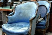 Upholstery inspirations / by Trudie Webster