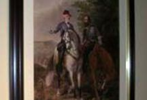 Framed Prints / Available at the Museum Shop is a selection of prints of and relating to George Washington and Robert E. Lee, including prints of the two portraits that hang in Lee Chapel. To order an item, please call (540) 458-8095. / by Lee Chapel & Museum