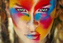 Face Art/Painting / by yvonne