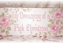 PEACEFUL PINK HOLIDAY / by Barbara Yahnke