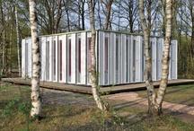 Architectuur - Architecture / by Helderrood   Dick Lubbersen