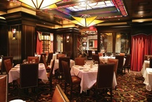 Las Vegas Restaurants / Servers who treat you like royalty. Sumptuous surroundings. And of course, food fit for the finest tastes at seven distinct restaurants. Including a classic Las Vegas buffet with hundreds of choices, a seafood restaurant with an amazing aquarium centerpiece, contemporary Asian cuisine with the excitement of Teppanyaki tables, a vintage steakhouse, a hearty Italian trattoria, a red hot sushi bar and a casual 24-hour café. / by Golden Nugget