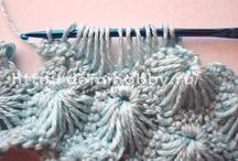 Crocheting - Stiches / by Susan Elliott Broughton