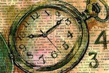 Cards for Guys 3: Clocks/Gears / by Brenda Strachan