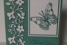 Memory Box Fairytale Flower Border / by Brenda Strachan