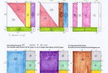 6 by 6 Template (Seongsook's Creations) / by Brenda Strachan