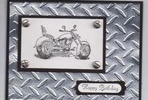 Cards for Guys 4: Bikes / by Brenda Strachan