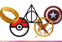 Books and movies / FANDOMSSSSS! (SPOILERS for various books, movies, and shows) / by Natasha Rushman
