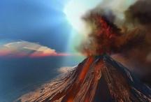 Volcanoes / by Debbie Svacina