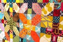 x and + quilts / by christine marriage