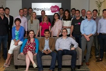 The Movable Ink Team / Meet the brains behind Movable Ink! / by Movable Ink