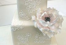 wedding inspiration for cakes / by Bella's Cake Pantry