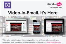 agileEMAIL - Features / Product announcements for our new agileEMAIL platform. / by Movable Ink