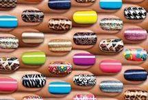 Beauty: Nails / by Meri Suvi-Tuulia