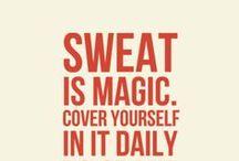 ah ah I work out / by nickki duban