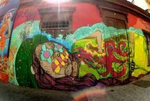 Street Art / by Dana Freeman