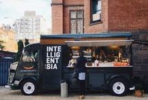 Food Trucks & Trailers  / by Dana Freeman
