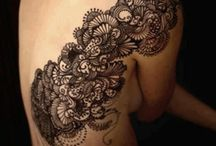 ink / Inspiration for my body / by Willowbrook --emilee--