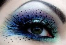 """make / Makeup Inspirations and Instructions All pins here should be inspirations unless they state """"tutorial"""" in the title (to help both you and I find what we want easier!).  I try to pin directly to the source so that there is not multiple sights to click through just to get there.  If you find any pins that contradict either of my pin rules, please let me know so I can correct it :) / by Willowbrook --emilee--"""