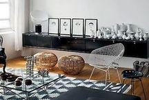 Interior Design / Gorgeous Interiors / by Carolin Maras