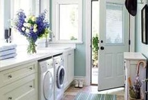 Laundry Rooms / by French Country Renovation