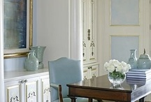 Office Study Library - French Country / by French Country Renovation