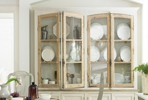 Built ins Cabinets - French Country / by French Country Renovation