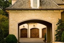 Garage Doors - French Country / by French Country Renovation