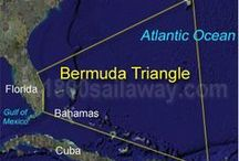bermuda triangle / by Karlotta Kowzic