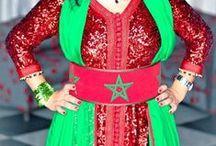 V.I.P CAFTAN moroccan clothes / by zineb el