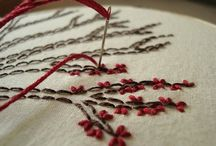 EMBROIDERY / by Patricia Gaona