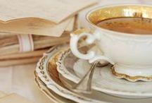 Tea Time / by Hugs & Tea