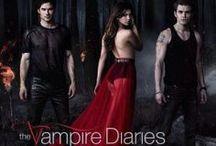 The Vampire Diaries / by Jennifer Hummel