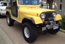 JEEPs! / It's a Jeep thing… / by Patrick Quittem