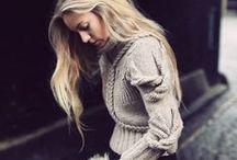 Winter wardrobe / by Marie BAGU