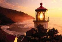 Lighthouses / Lighthouses Australian and abroad / by Ros R